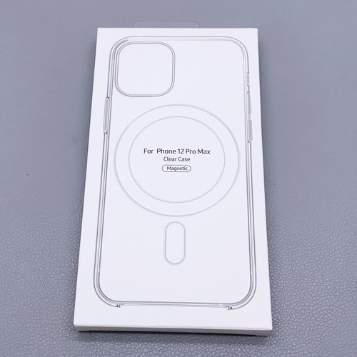 iPhone 12 Pro Max 6.7 Magsafe clear case