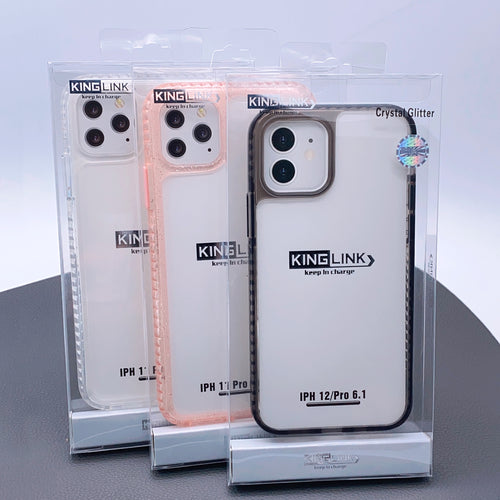 iPhone 12 Pro Max 6.7 Kinglink crystal glitter case