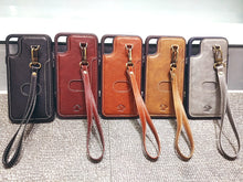 iphone i7/8+ plus pier carden strap card case