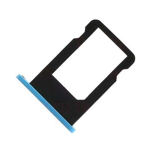 iPhone 5C SIM TRAY BLUE