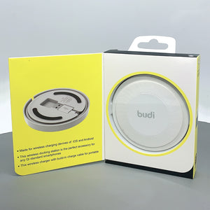 Budi qi 10W wireless charger 3A3000