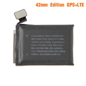 iWATCH SERIALS 3 GPS 42MM A1875 BATTERY