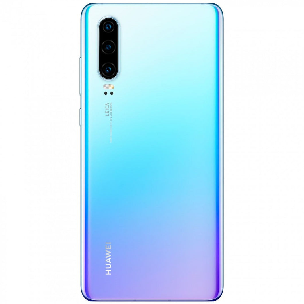 HUAWEI P30 BACK GLASS BREATHING WHITE