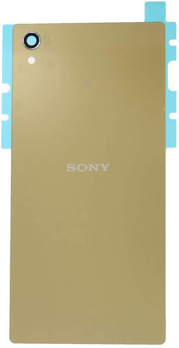 SONY Z5PREMIUM BACK GLASS GOLD