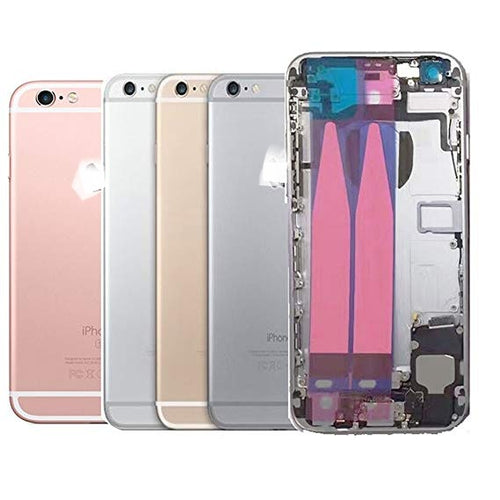IPHONE6S PLUS BACK HOUSING WITH PARTS ROSE GOLD