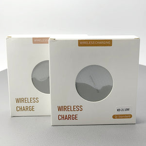 fast charging round plate wireless charger KD-21