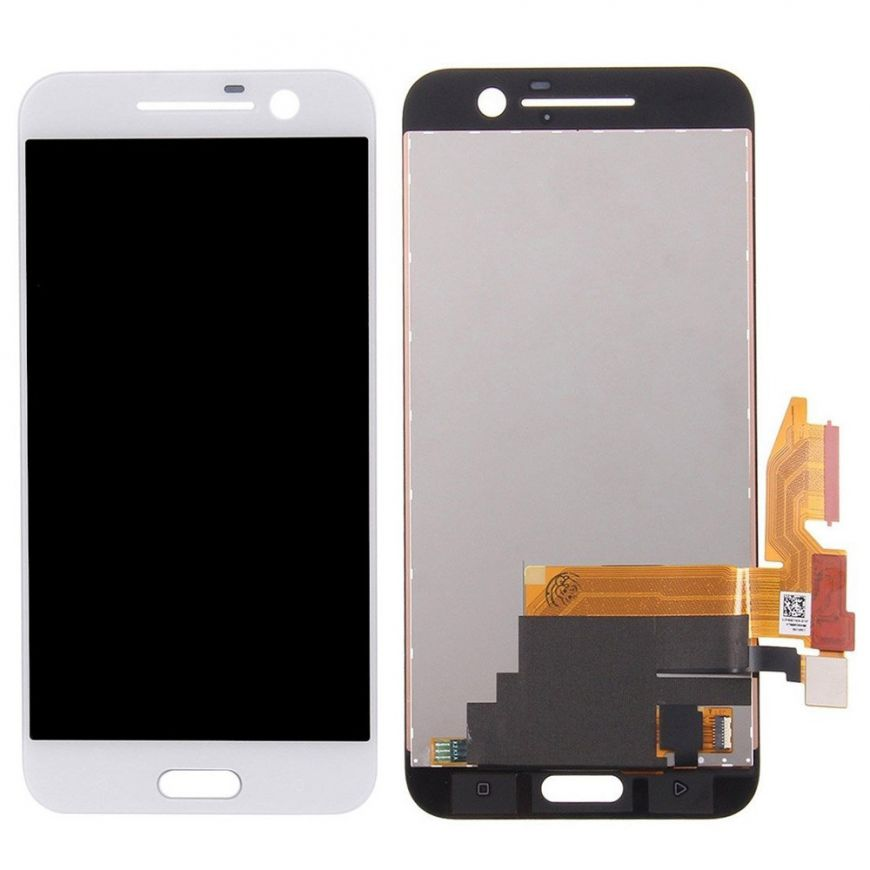 HTC 10 LCD SCREEN WHITE