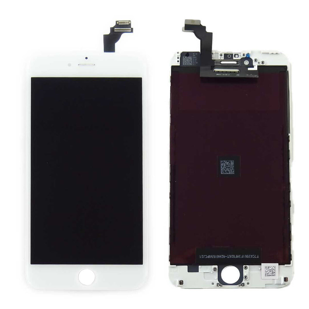 IPHONE 6PLUS SCREEN WHITE (AFTERMARKET HIGH QUALITY)