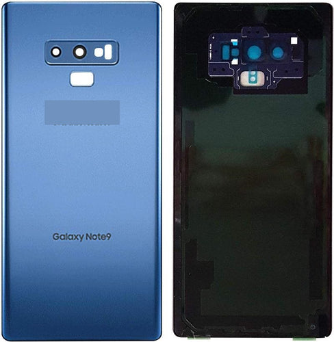 SAMSUNG NOTE9 BACK GLASS COVER BLUE (ORIGINAL COLOUR)