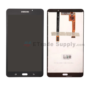 SAMSUNG T280 TOUCH SCREEN AND LCD ASSEMBLY BLACK