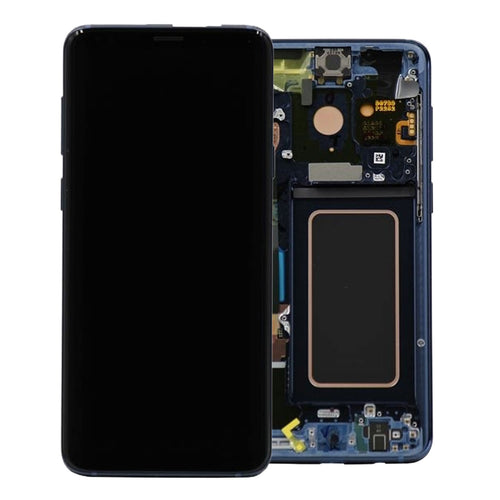 SAMSUNG S9PLUS SCREEN BLUE (REFURBISHED HIGH QUALITY)