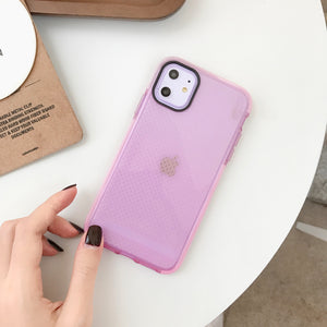 iphone XR 6.1 tech tpu case (dot)