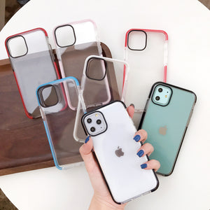 S9+ plus tech tpu soft case (clear)