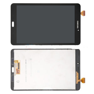 SAMSUNG T380 TOUCH SCREEN AND LCD ASSEMBLY BLACK
