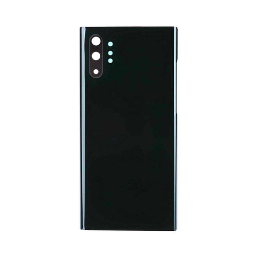 SAMSUNG NOTE10PLUS BACK GLASS BLACK