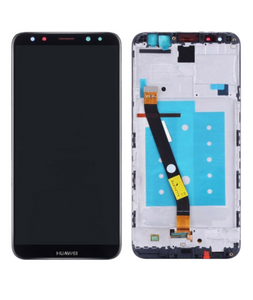 HUAWEI NOVA2i LCD SCREEN BLACK WITH FRAME
