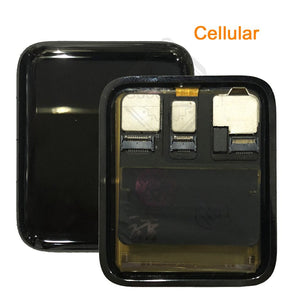 IWATCH SERIALS 3 CELLULAR 38MM LCD