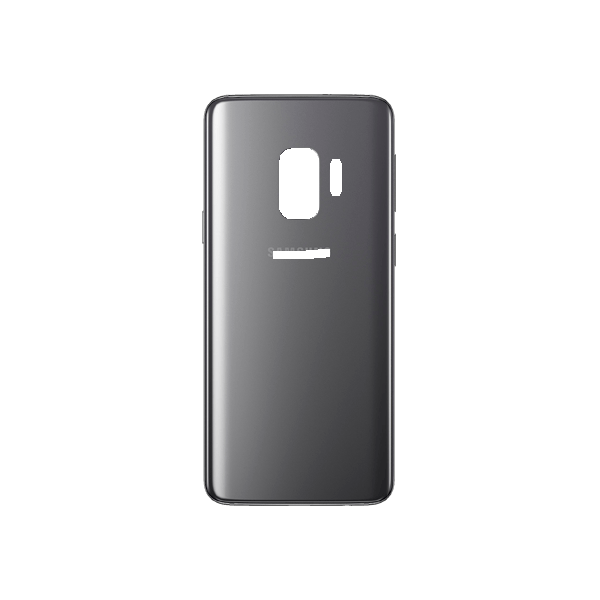 SAMSUNG S9 BACK GLASS COVER SILVER