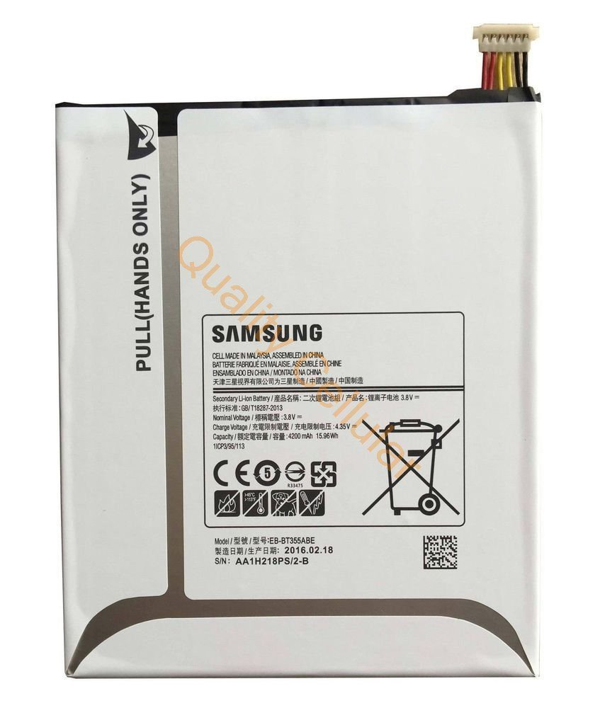 SAMSUNG T350/T355 BATTERY