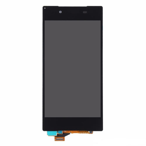 SONY Z5 LCD SCREEN BLACK (NO FRAME)