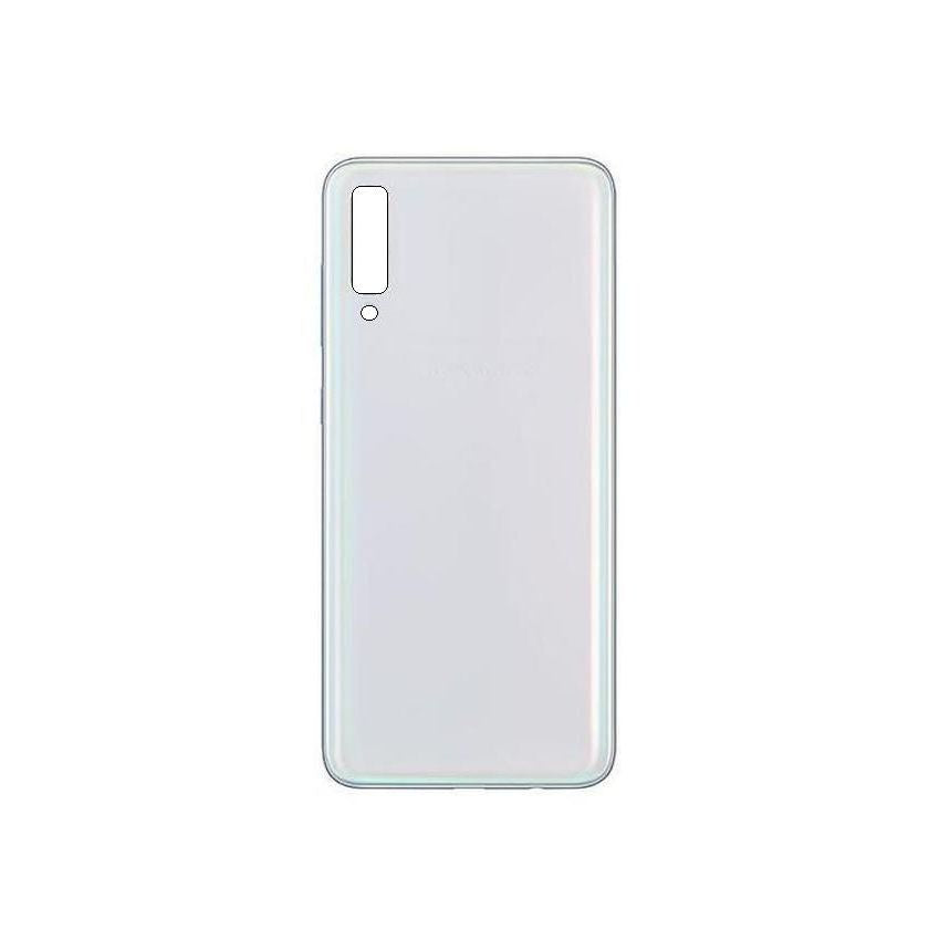SAMSUNG A70 BACK GLASS COVER WHITE