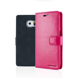 iphone i5 bluemoon diary case