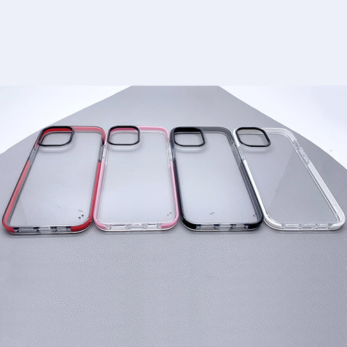 iPhone 12/ iPhone 12 Pro 6.1 clear efn hard case