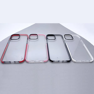 iphone 12 pro max 6.7 clear efn hard case