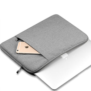 Universal ipad tablet laptop Sleeve zip case for 11-15 inch