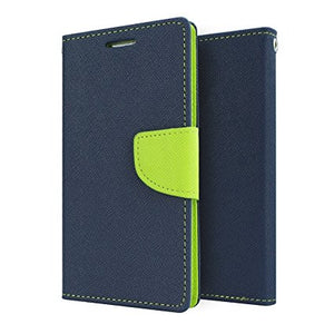 Fancy slide up universal id wallet case tpu inside
