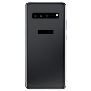 SAMSUNG S10 5G BACK GLASS BLACK (ORIGINAL BRAND NEW)