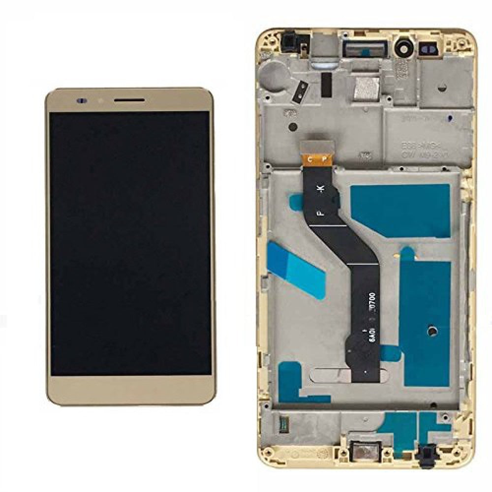 HUAWEI/GR5 LCD SCREEN WHITE WITH FRAME