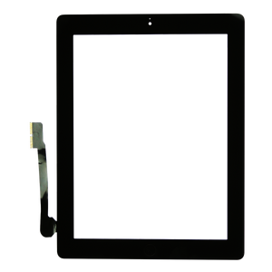 iPad3/4 Touch Screen(Black)
