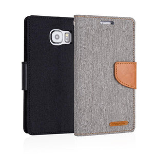 note8 n8 canvas diary case