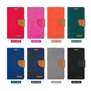 iphone 11 6.1 canvas diary case