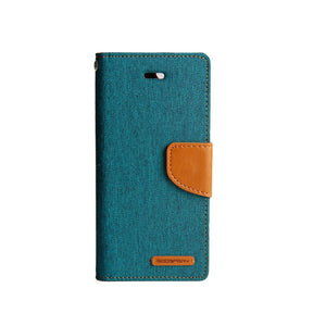 iphone Xsmax 6.5  canvas diary case
