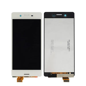 SONY\X LCD SCREEN WHITE