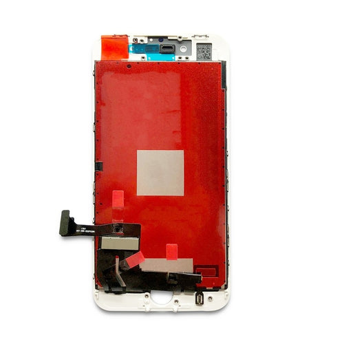 IPHONE 8G LCD SCREEN WHITE (AFTERMARKET AAA)