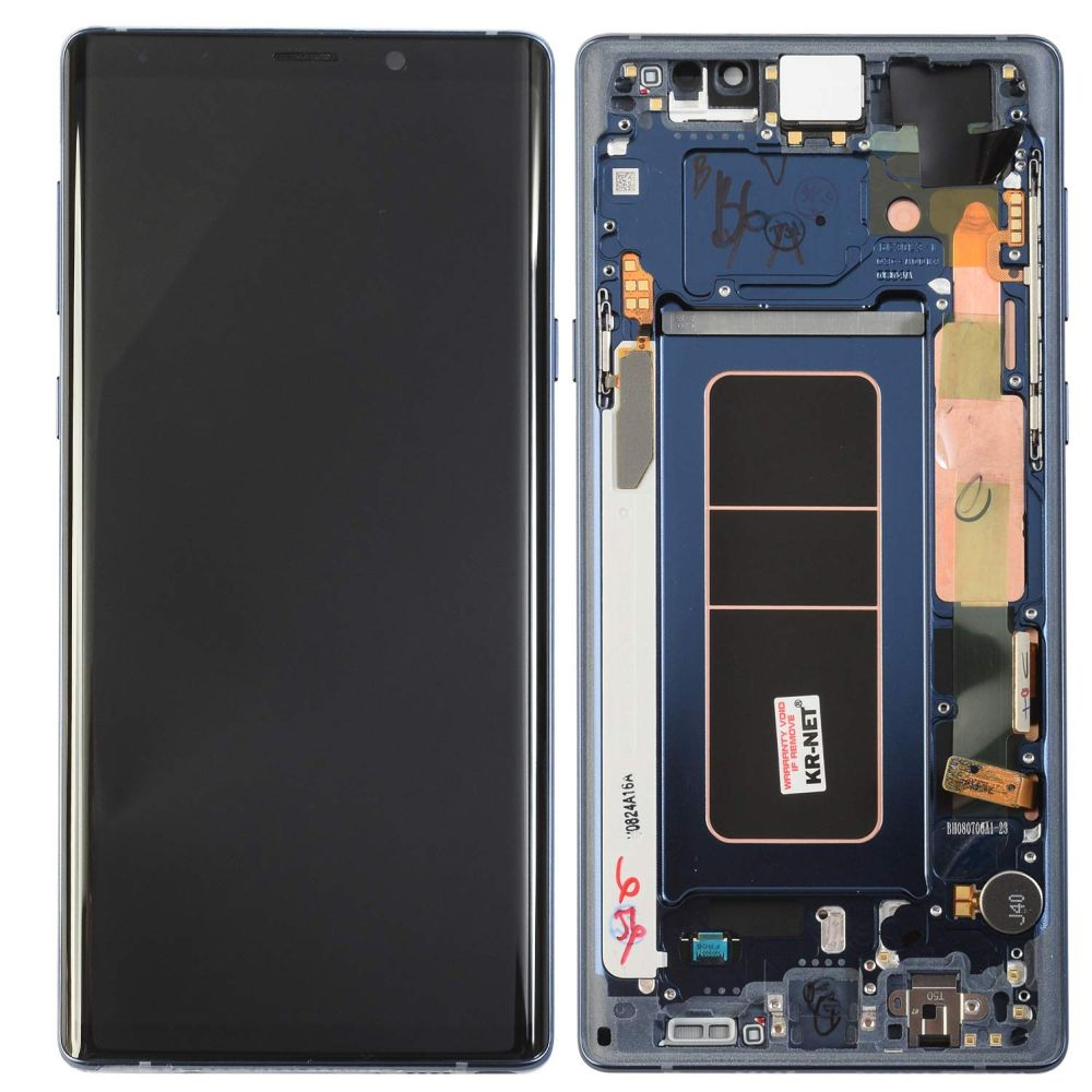 SAMSUNG NOTE9 LCD SCREEN BLUE (REFURBISHED HIGH QUALITY)
