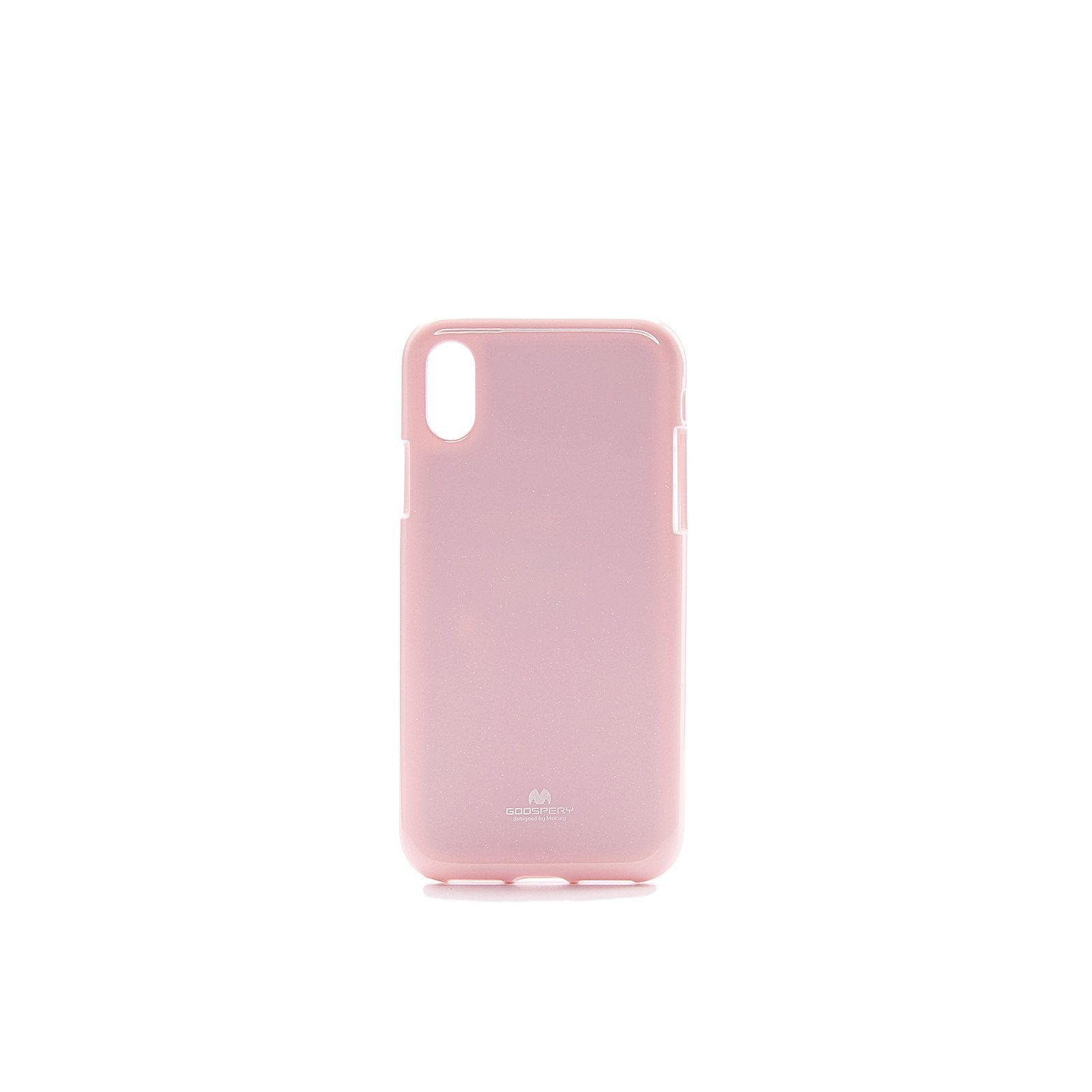 Authentic Iphone X Goospery Mercury Color Pearl Jelly Case Drop 8 Plus Pink Xr 61 Tpu