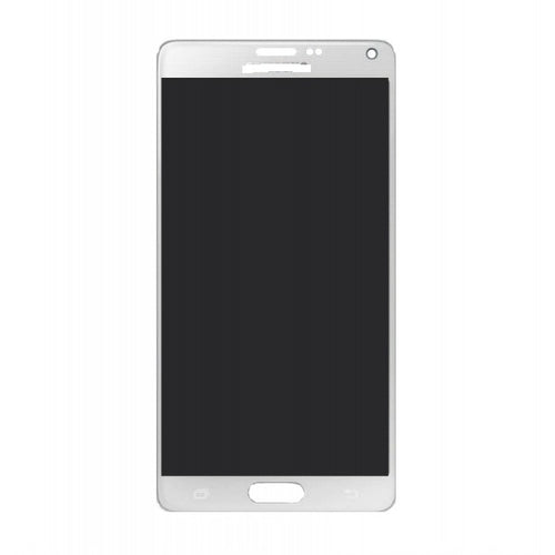 SAMSUNG NOTE4 LCD SCREEN WHITE