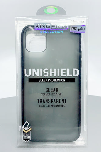 iPhone 12/ iPhone 12 Pro 6.1 peach garden unishield case
