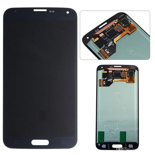 SAMSUNG S5 SCREEN BLACK