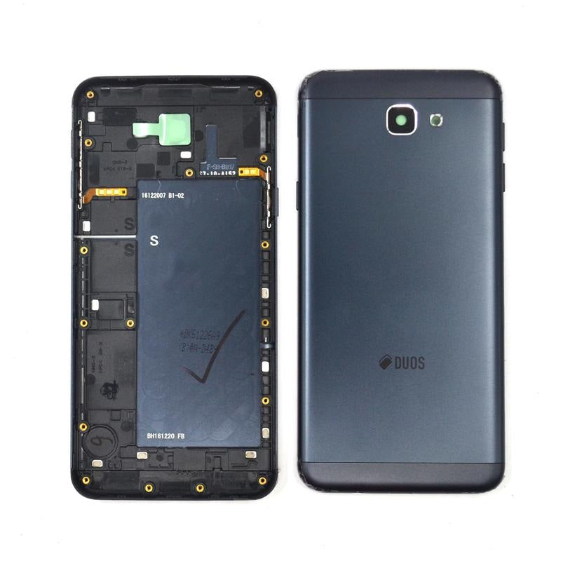 SAMSUNG J5PRIME BACK HOUSING BLACK