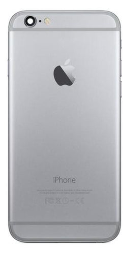 IPHONE 6PLUS BACK HOUSING WITH PARTS GREY