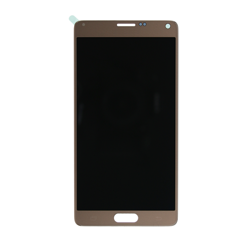 SAMSUNG NOTE4 LCD SCREEN GOLD