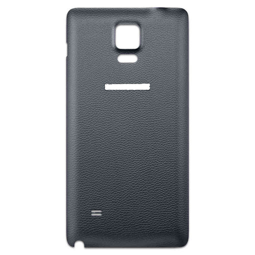 SAMSUNG NOTE4 BACK COVER BLACK