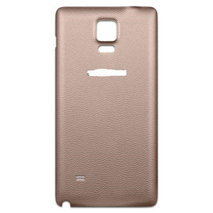 SAMSUNG NOTE4 BACK COVER GOLD