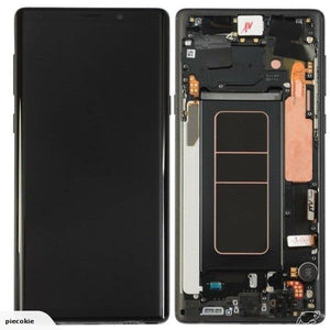 SAMSUNG NOTE9 LCD SCREEN BLACK (REFURBISHED HIGH QUALITY)