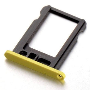 iPhone 5C SIM TRAY YELLOW